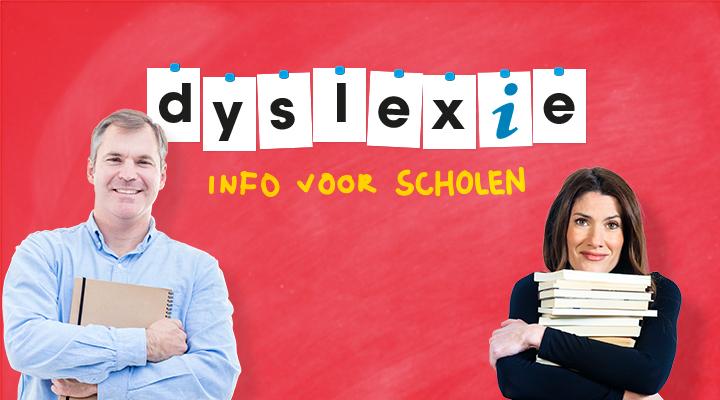 Dyslexie (EED) informatie voor scholen