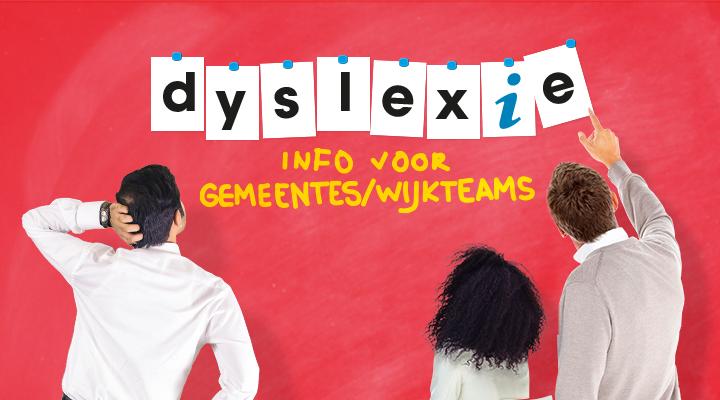 Dyslexie informatie voor gemeentes