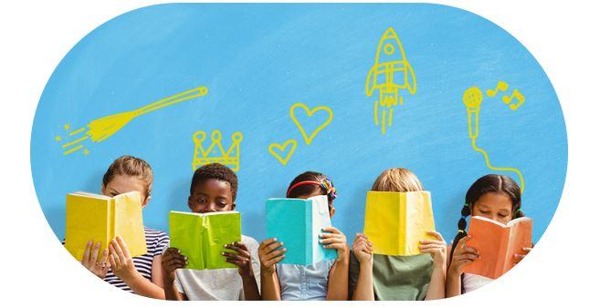 Heeft jouw kind vaak last van de zomerdip? Hou het leesniveau op peil met de zomerboekjes van Leestalent!